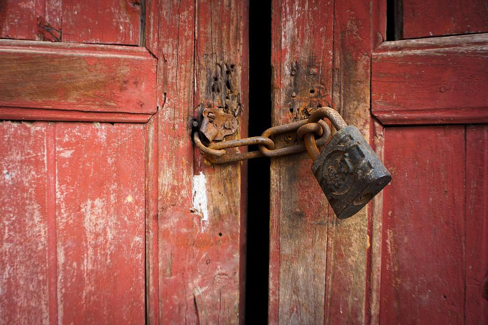 Le Meilleur Free Photo Old Lock Door Country Mystery Gloomy Max Pixel Ce Mois Ci
