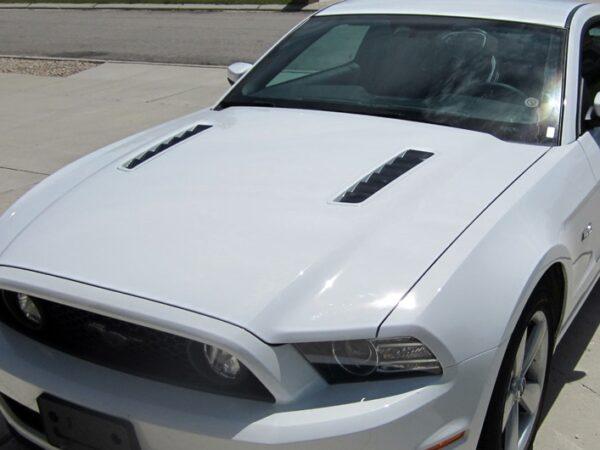 2013 Mustang Carbon Fiber Hood