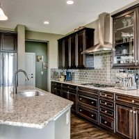 Gorgeous custom kitchen anthology subdivision parker co