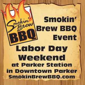 Smokin Brew BBQ Parker Colorado Labor Day Weekend