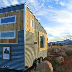 Sink And Faucet Kitchen Auctions Boulder Tiny House - Rocky Mountain Houses