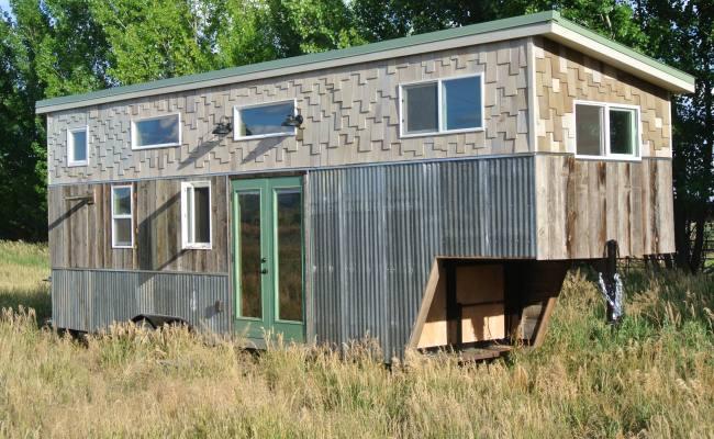 Silverthorne Tiny House Plans Rocky Mountain Tiny Houses