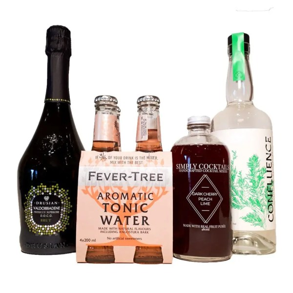 Gin Cocktail Pack