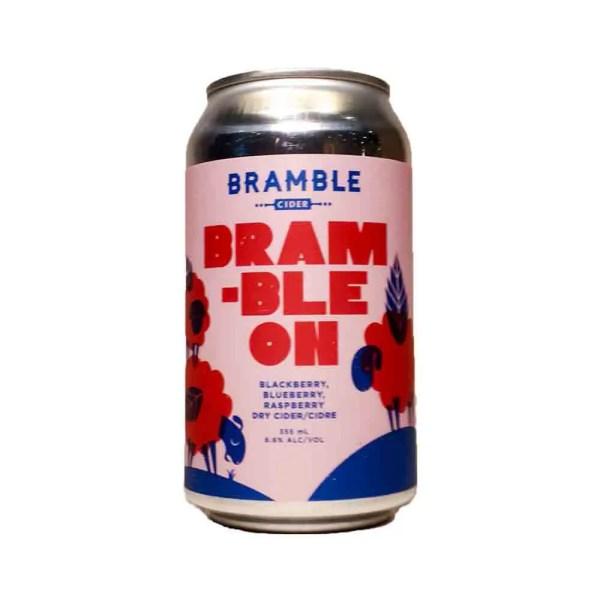 Bramble Bramble On Dry Cider