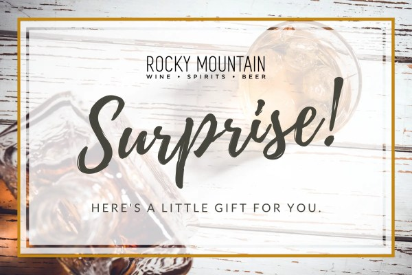 Gift Card - Surprise