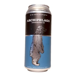 Polar Park Archipelago Pale Ale