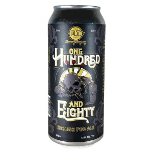 OT Brewing One Hundred Eighty English Pub Ale