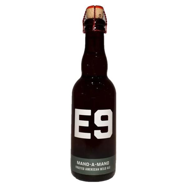 E9 Mano-A-Mano Wild Ale