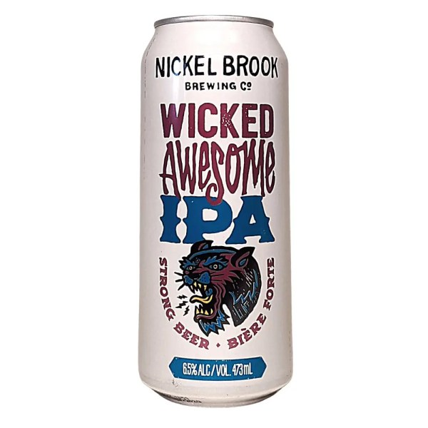 Nickel Brook Wicked Awesome IPA