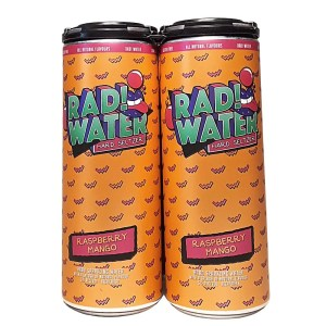 Town Square Rad Water Raspberry