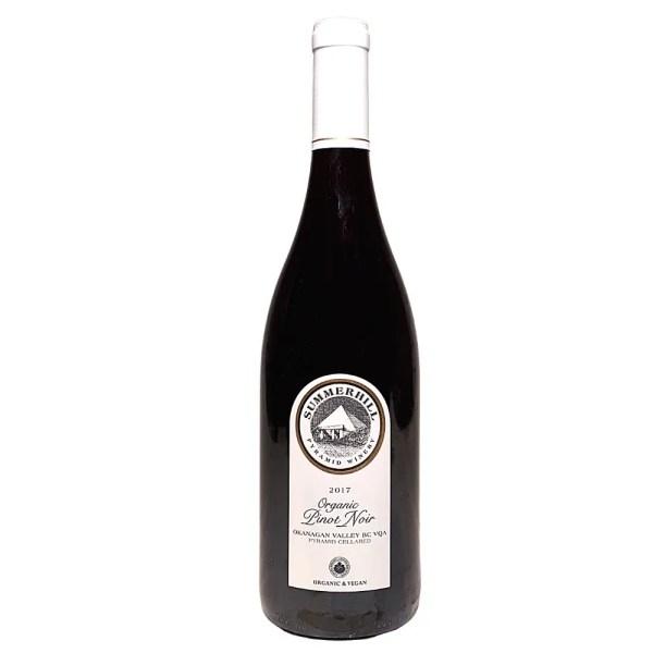 Summerhill Organic Pinot Noir