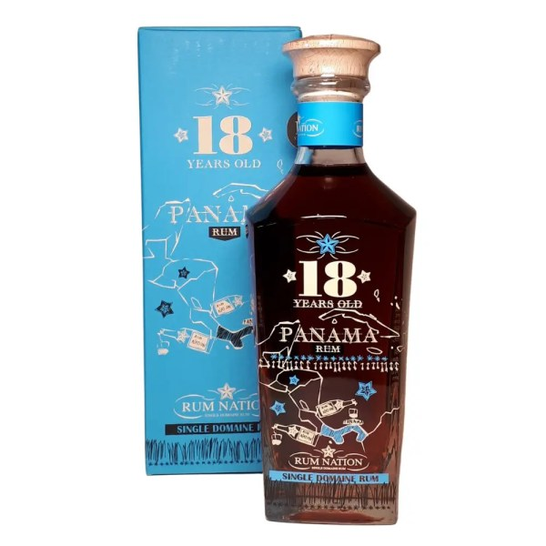 Rum Nation Panama 18 year Rum