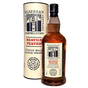 Kilkerran Heavily Peated Single Malt Scotch Whisky