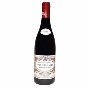 Seguin Manel Vosne Aux Communes Grand Vin De Bourgogne