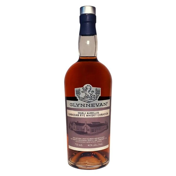 Glynnevan Double Barreled Canadian Rye Whisky