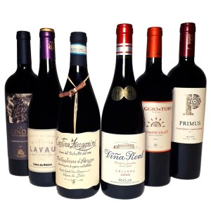 90 Point Reds Mixed Wine Case