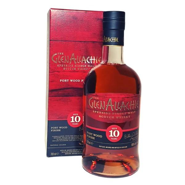 Glenallachie 19 year old Port Wood Finish Single Malt Whisky