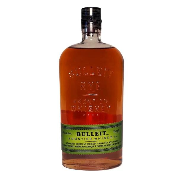 Bulleit Frontier Rye Whiskey