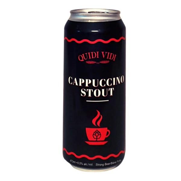 Quidi Vidi Cappuccino Stout