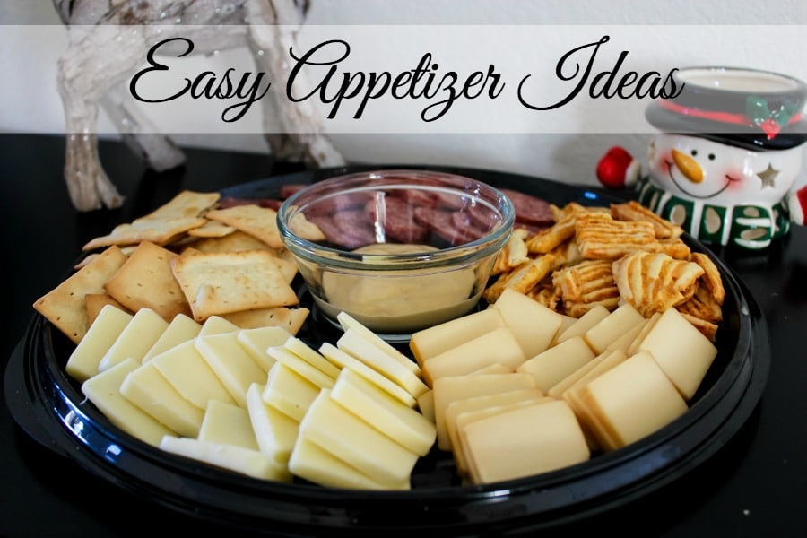 These easy appetizer ideas will help keep the crowd busy while you finish cooking dinner.