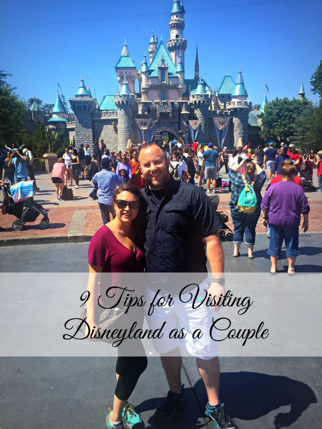 How to Visit Disneyland with Kids