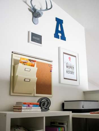 How to makeover a small office space