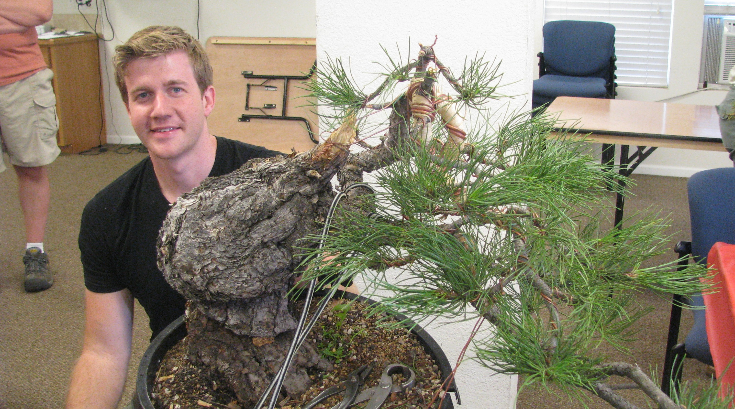 Bjorn Bjorholm Colorado Rocky Mountain Bonsai Suiseki