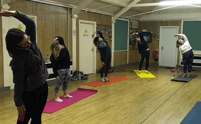 Personal Training And Group Classes In Newbury Rock Your