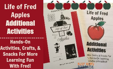 Life Of Fred Apples Additional Activities