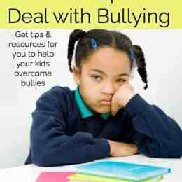 10 Powerful Ways To Help Kids Deal With Bullying Rock Your Homeschool