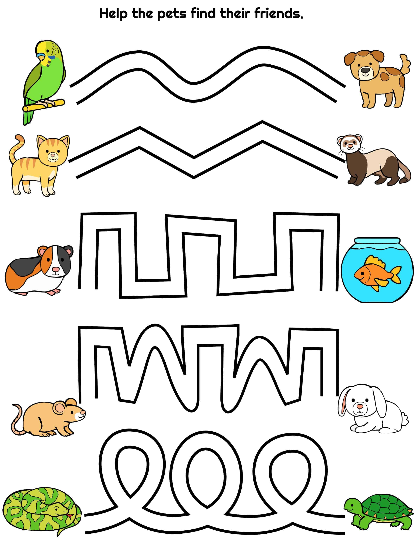What Pet Should I Get Printables