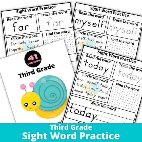 small resolution of 3 Fantastic Ways to Enjoy These Sight Word Worksheets - Rock Your Homeschool