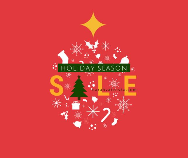 Christmas Holiday Season Sale 2017