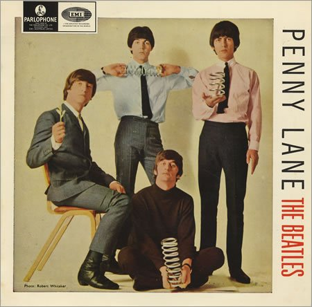 The-Beatles-Penny-Lane-