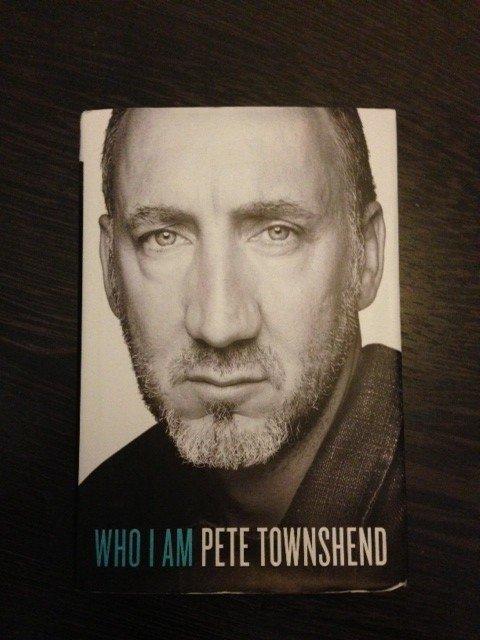 pete townshend WHO I AM