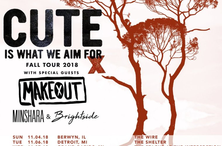 Cute Is What We Aim For Returns For Fall Headline Tour Rock Your Lyrics