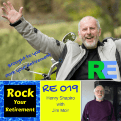 RE0019:  Too Old to Skydive?