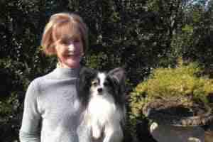 Judith French is breeding dogs in her retirement