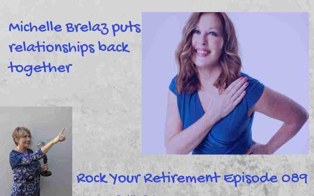 Putting Relationships Back Together: Episode 89
