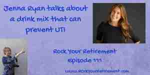 Jenna Ryan talks about a drink that can prevent a UTI