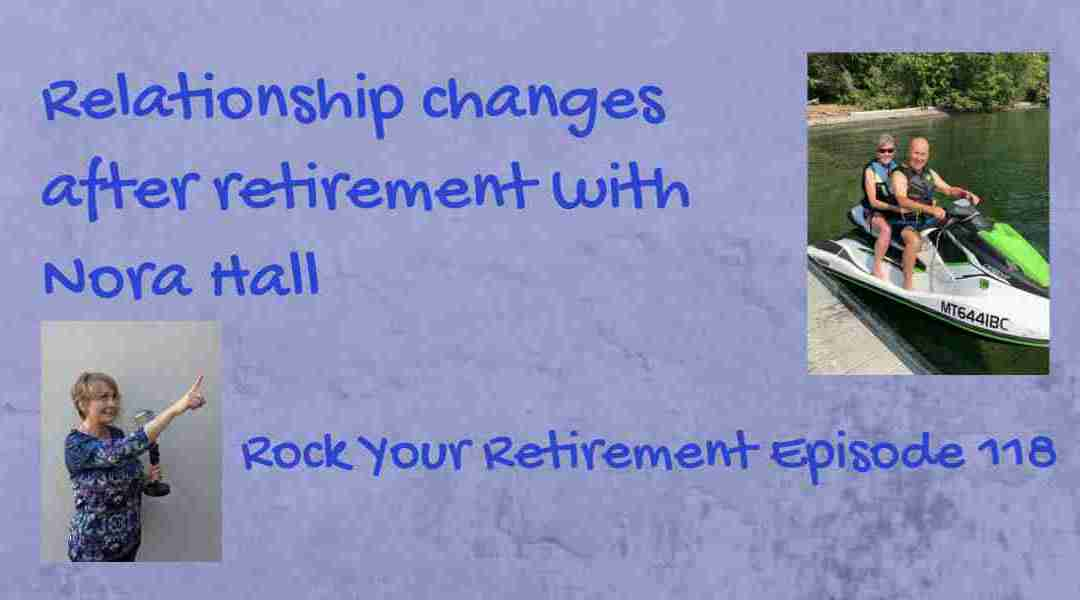 A Happy Relationship with your spouse after retirement