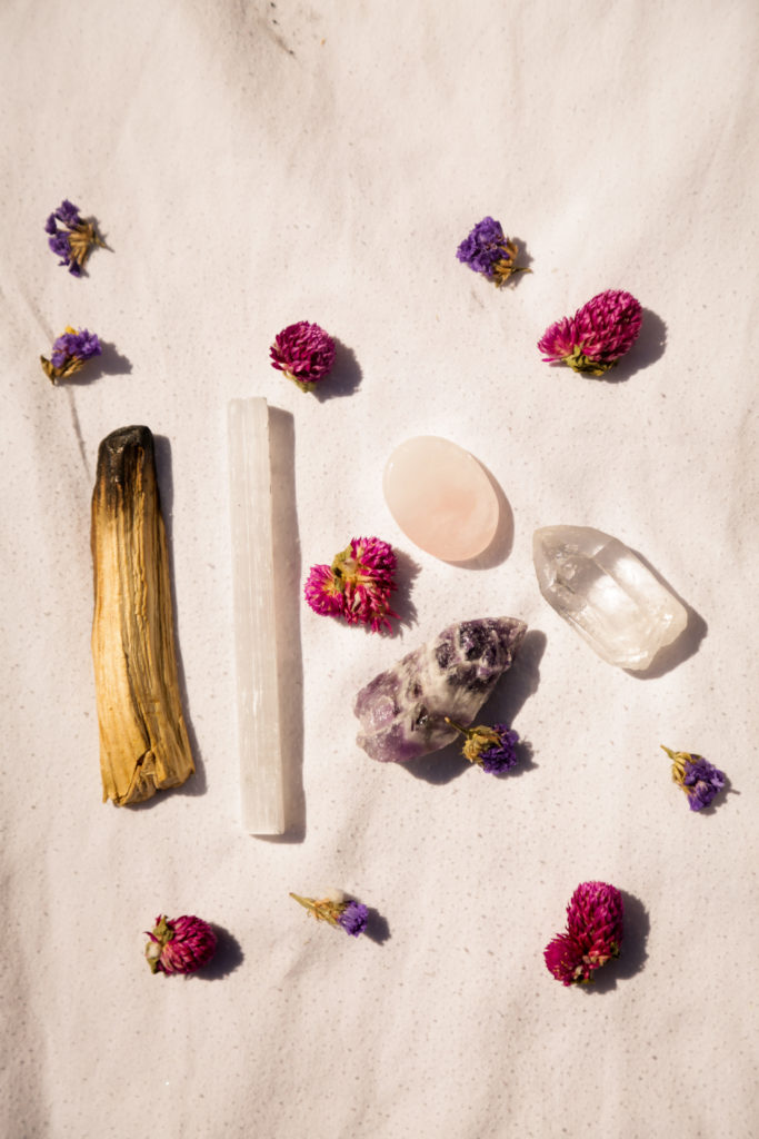 Selenite Cleansing Kit