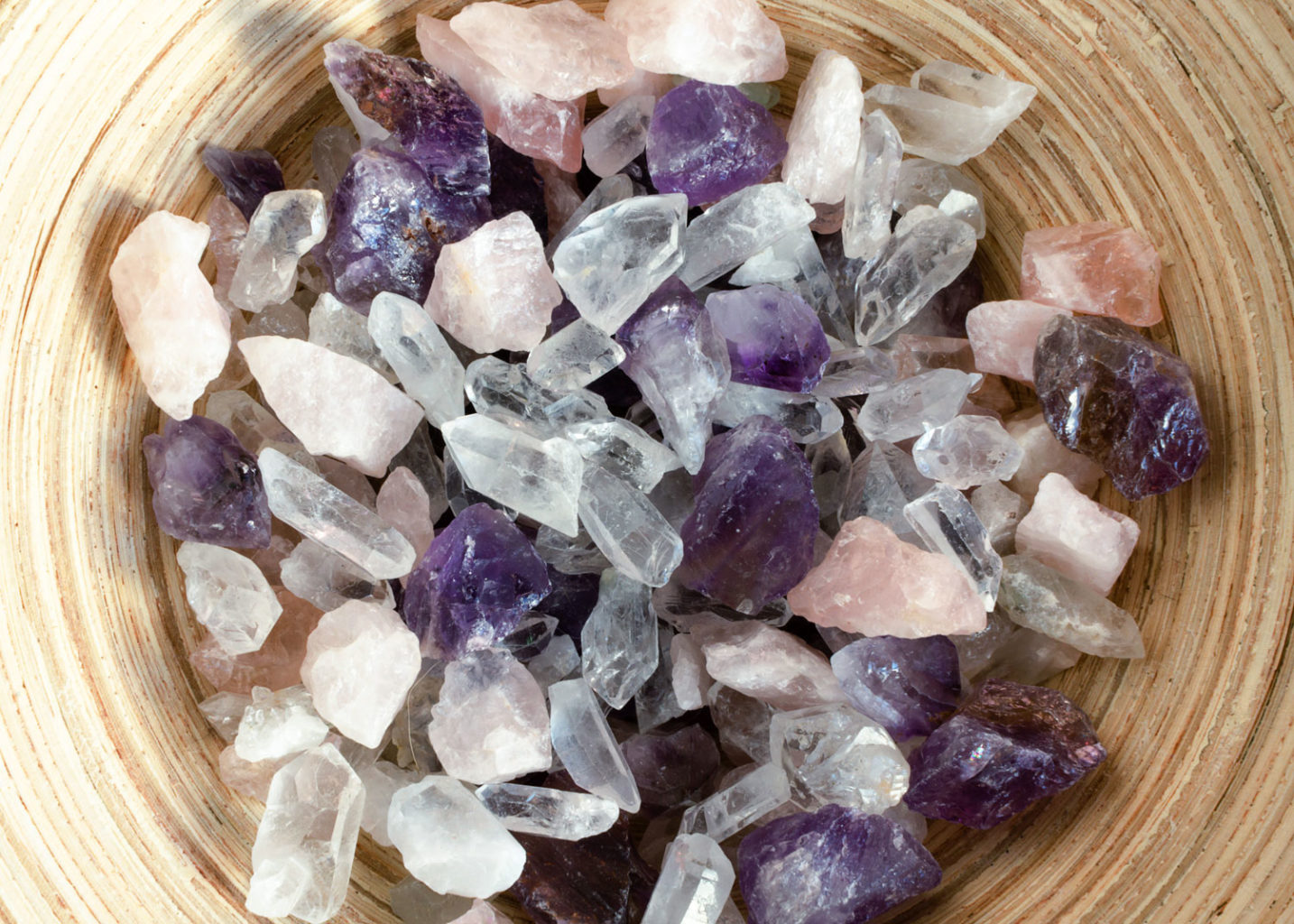Healing crystals for moms