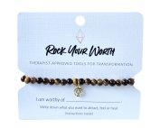 Tiger's Eye Bracelet Rock Your Worth