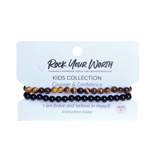 Kids Courage & Confidence Bracelet