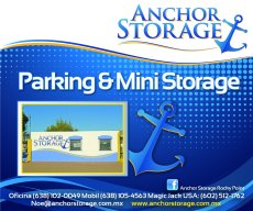 Anchor Storage