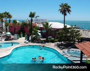 Accommodations Hospedaje Rocky Point 360