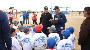 baseball-clinics-19 YSF 3rd Annual Coaches Clinic | Peñasco in the Major Leagues