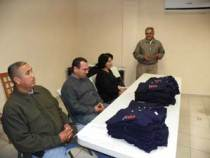2-bomberos-ramon-contreras Donations presented from 2012 Taste of Peñasco / Iron Chef event