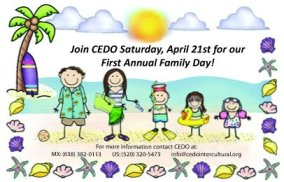 cedofamday Earth Day April 22nd